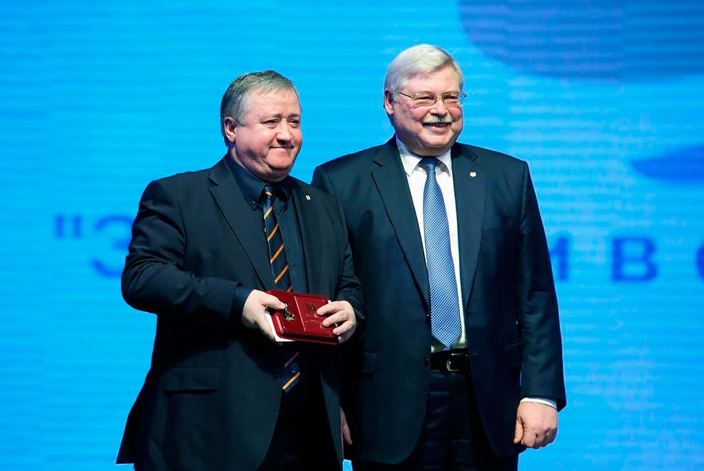 Вчесть Днянауки учёным ТУСУРа вручили награды