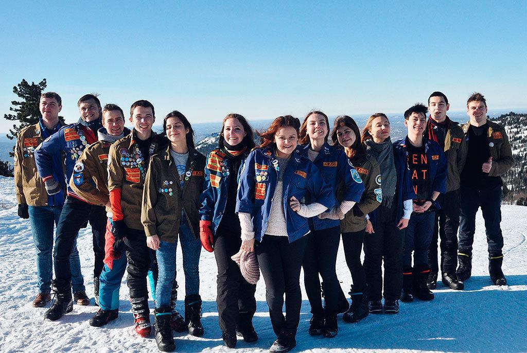 Студенты ТУСУРа встретились сошкольниками из15 городов Кемеровской области