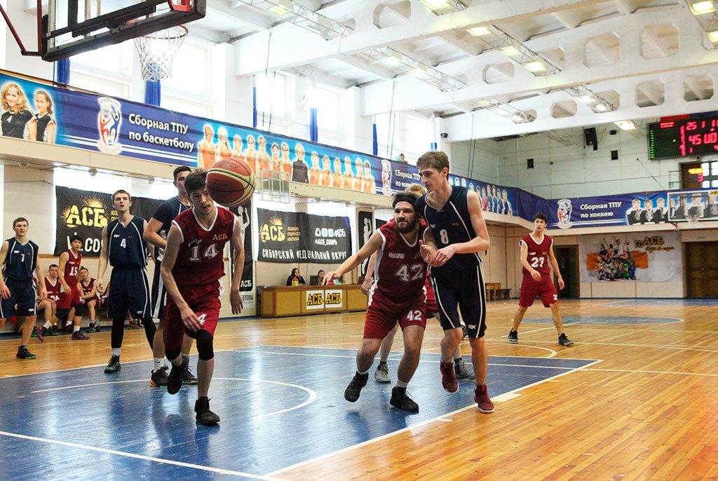 Фотографии: Ассоциация студенческого баскетбола дивизиона «Томичи»