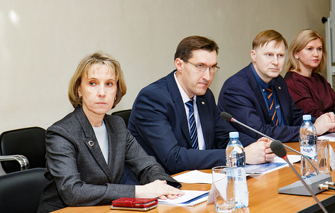 В ТУСУРе прошёл круглый стол, посвящённый вопросам генерации и развития региональной программы по реализации задач цифровой экономики