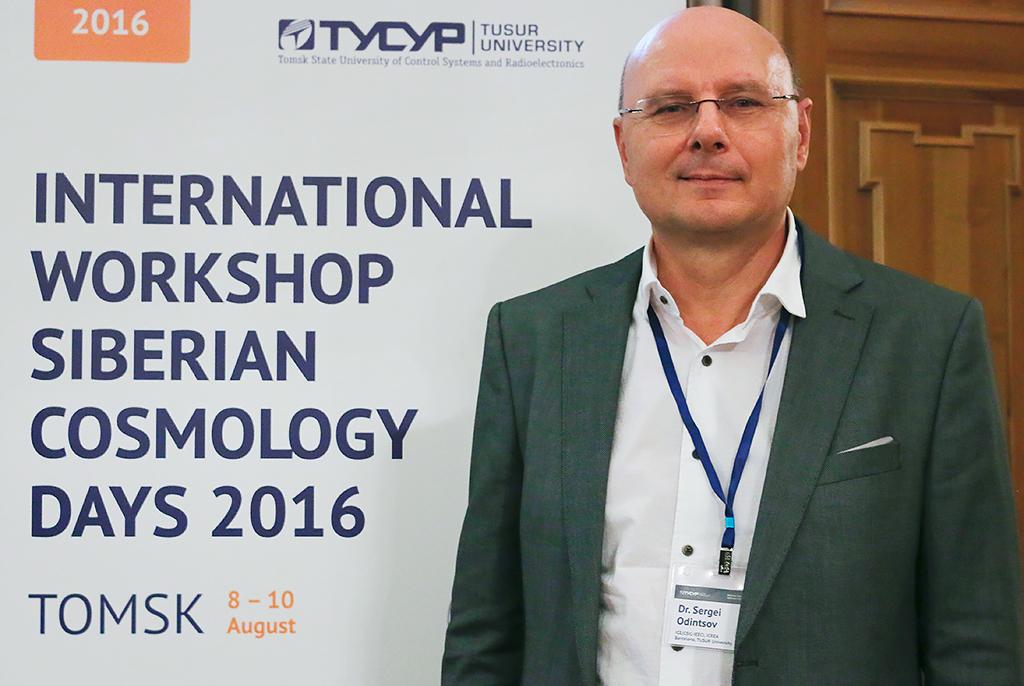 Профессор ТУСУРа – вчисле самых высокоцитируемых учёных престижной премии Webof Science Awards