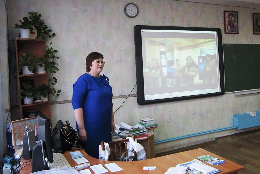Сотрудники радиоконструкторского факультета ТУСУРа приняли участие впрофориентационном мероприятии «Мир профессий»
