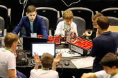 Отборочные этапы наоткрытый российский этап чемпионата RoboCup пройдут вшести городах