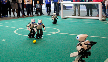 RoboCup Russia Open 2018 in Tomsk – A Chance to Qualify for Three International Events
