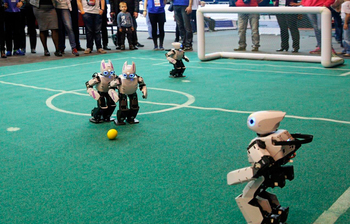 RoboCup Russia Open 2018 inTomsk – AChance toQualify forThree International Events