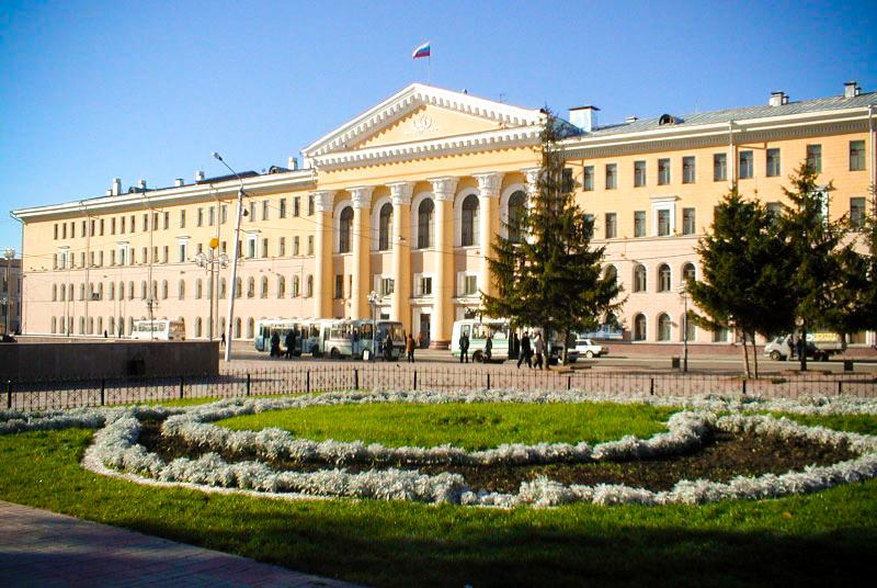 В. Зинченко: «Модель ТУСУРа необходимо развивать итиражировать внашей стране»