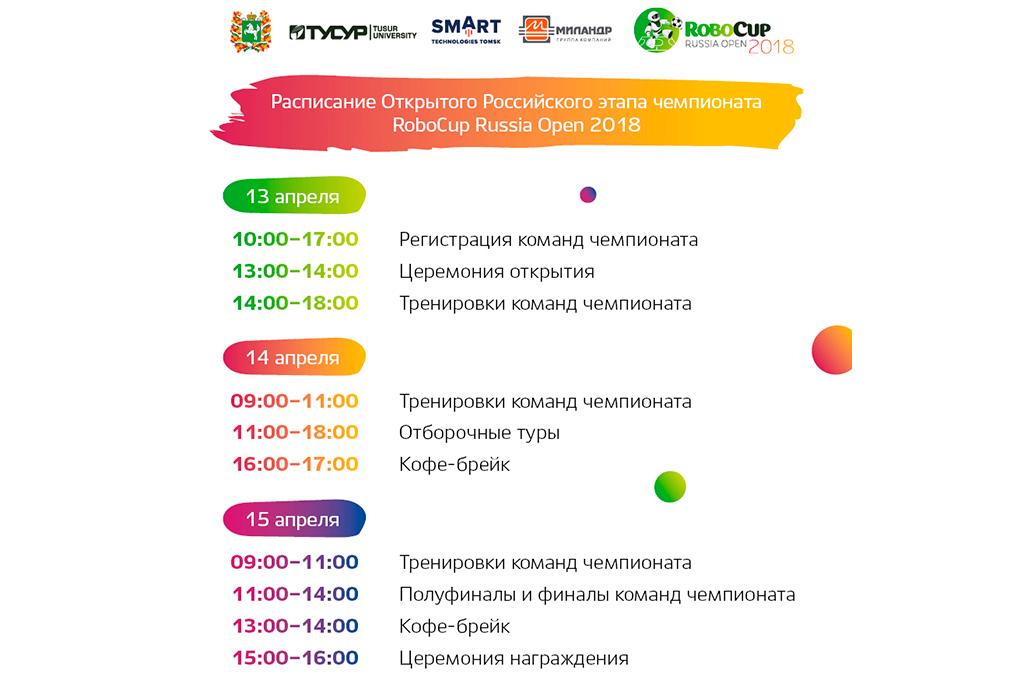 Зрители RoboCup Russia Open смогут оценить российские разработки насоревнованиях роботов