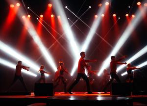 Танцевальный коллектив Flash