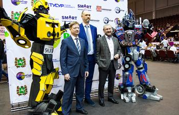 Национальный этап соревнований поробототехнике RoboCup Russia Open – 2018