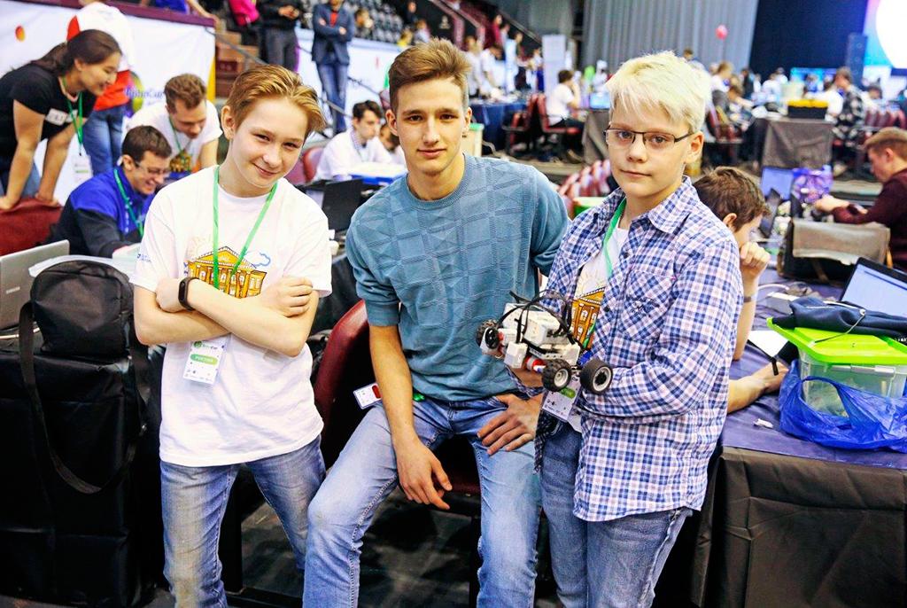 Четыре команды ТУСУРа заняли призовые места насоревнованиях RoboCup Russia Open – 2018