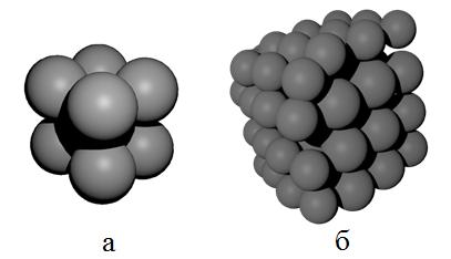 Гранулы манганитов лантана с частично замещенными катионами лантана атомами стронция различных размеров