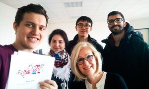 International Mobility: TUSUR Students Study BigData inFrance