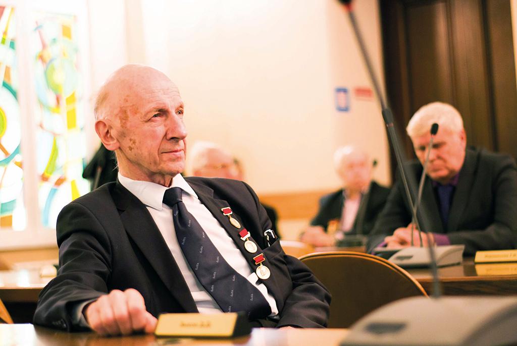 ВТУСУРе учреждена премия имени профессора Германа Шарыгина