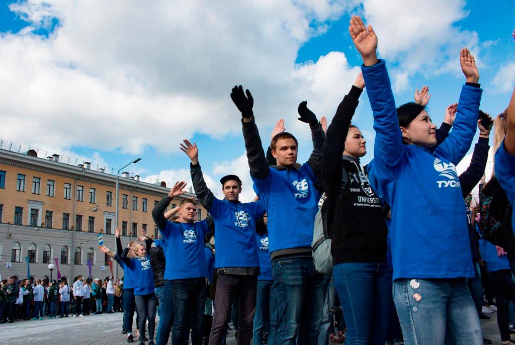 25лучших: представители ТУСУРа – вчисле президентских стипендиатов