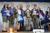 Бойцы студотряда ТУСУРа – призёры всероссийского конкурса