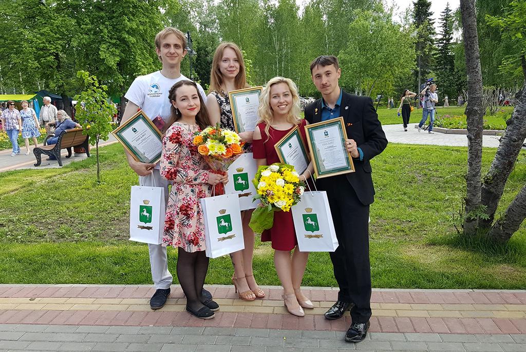 Вклад студентов ТУСУРа вразвитие волонтёрского движения отметил мэрТомска