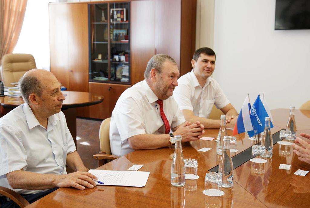 Ректор ТУСУРа А. Шелупанов: «Стране нужна отечественная электроника»