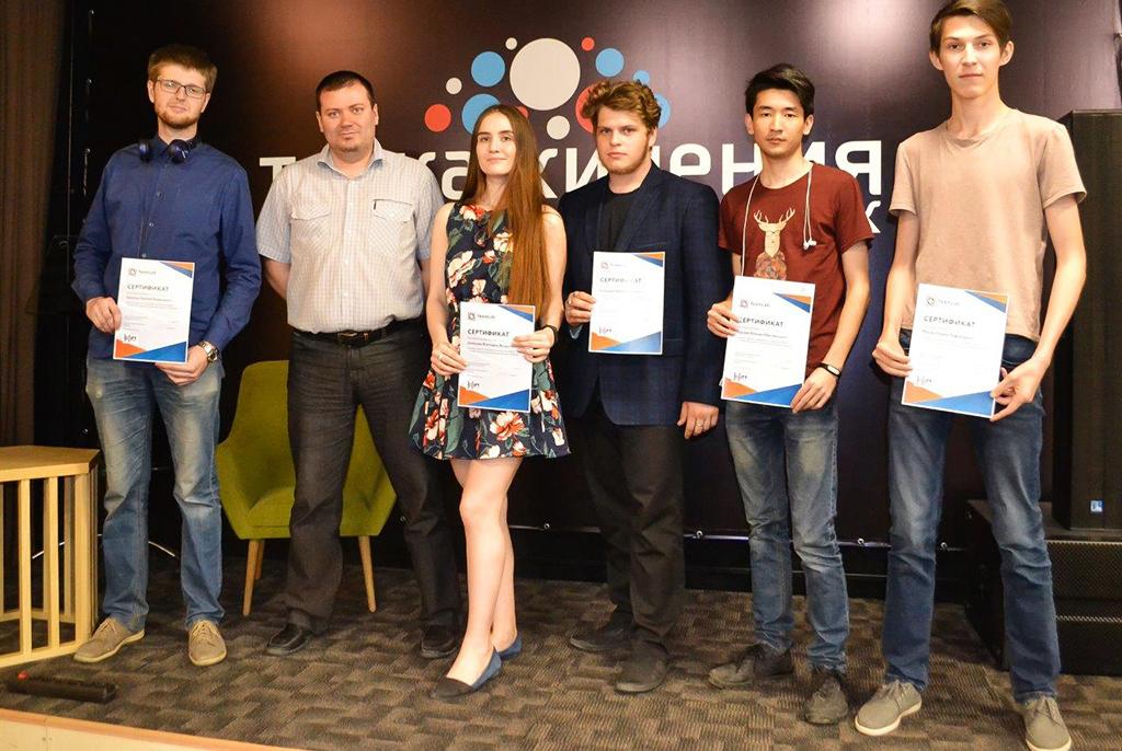 Студенты ТУСУРа получили трудоустройство вIT-компании заразработку для«умного дома»