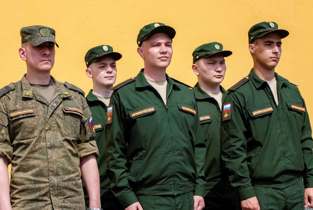 Четверо изпяти новобранцев научных рототТомской области – выпускники ТУСУРа