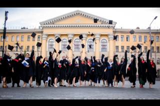 Ректор – выпускникам ТУСУРа: «Опыт доказывает – тусуровцы могут всё!»