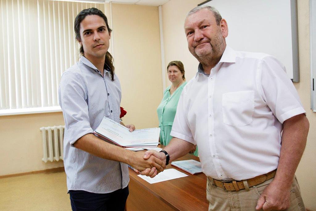 Первый международный: ТУСУР впервые выпустил иностранных студентов поинформационной безопасности