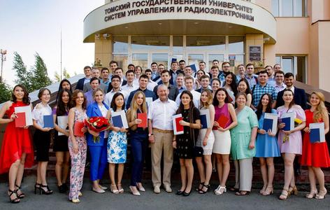 Первый международный: ТУСУР впервые выпустил иностранных студентов по информационной безопасности