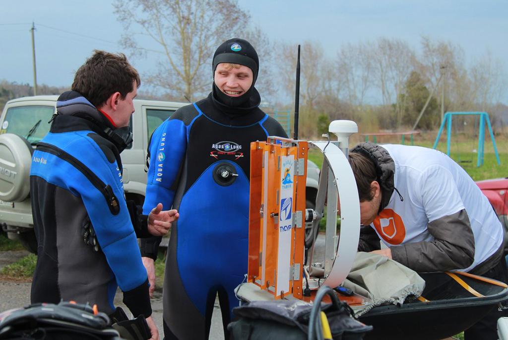 ВТУСУРе спомощью «умного» водного беспилотника составлены карты опасных глубин томских водоёмов