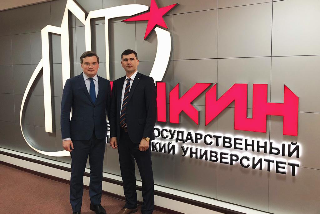 ТУСУР развивает сотрудничество сроссийским системообразующим университетом