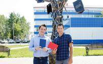 TUSUR – University of Limoges Joint Master Program Celebrates First Graduation