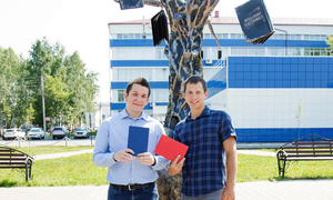 TUSUR – University ofLimoges Joint Master Program Celebrates First Graduation