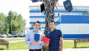 TUSUR – University of Limoges Joint Master Program Celebrates First Graduation