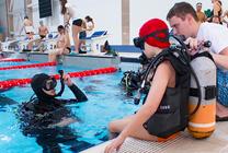 1 сентября в клубе аквалангистов «Наяда» ТУСУРа стартуют курсы по обучению детей дайвингу