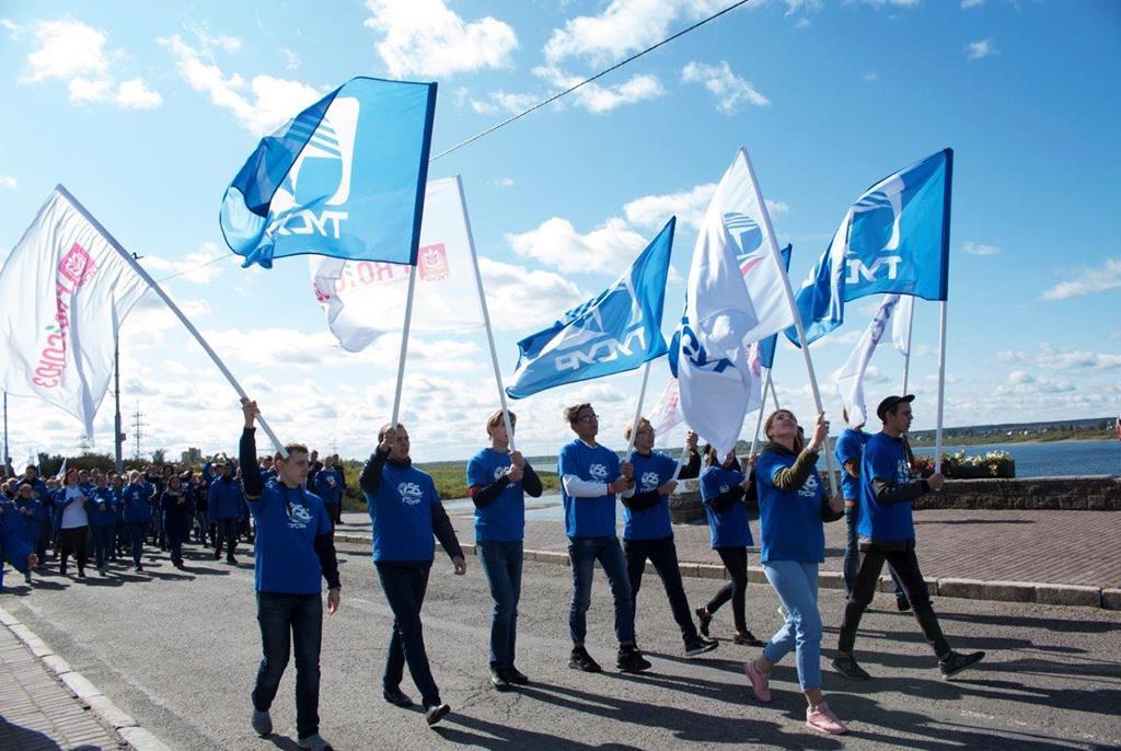 Студенты ТУСУРа примут участие вПараде университетов вДень томича