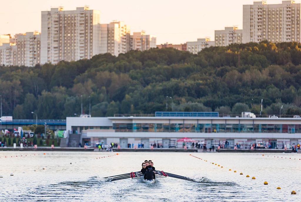 Гребцы ТУСУРа – финалисты летней Спартакиады молодёжи России