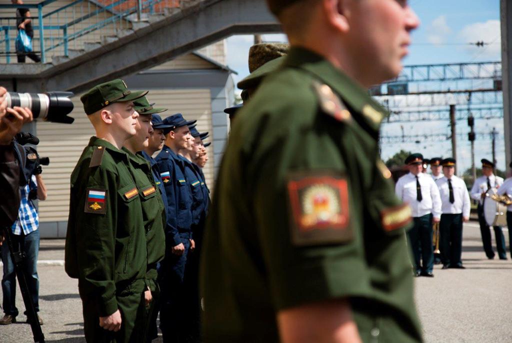 ТУСУР отметили закачественный отбор кандидатов внаучные роты