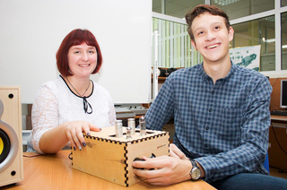 Влабораториях ТУСУРа студенты создают доступные аналоги музыкальной аппаратуры длямеломанов