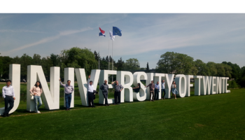 Обучение попрограмме обмена вУниверситете Твенте (Нидерланды)