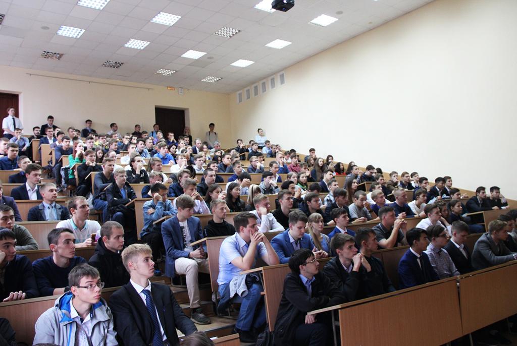 Кафедра радиотехнических систем встретила своих первокурсников