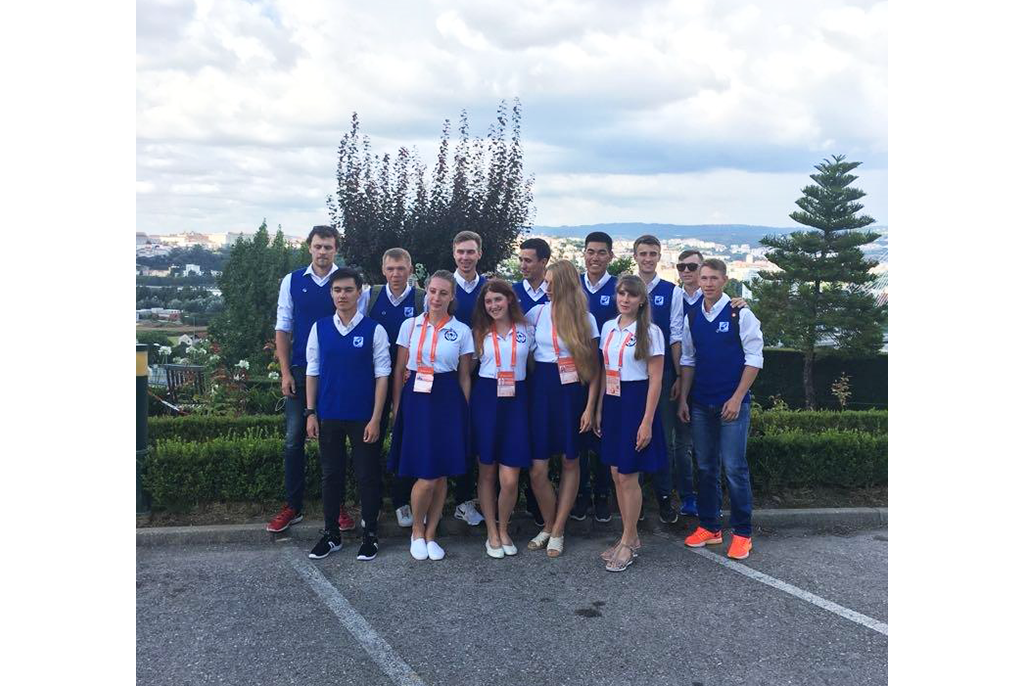 TUSUR Athletes Among Top 10 at 2018 European Universities Games