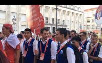 TUSUR Athletes Among Top 10 at 2018 European Universities Games