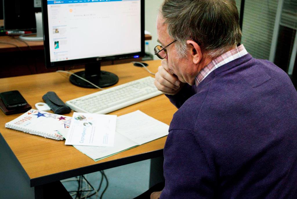 ВТУСУРе вновь пройдут специальные компьютерные курсы дляпенсионеров