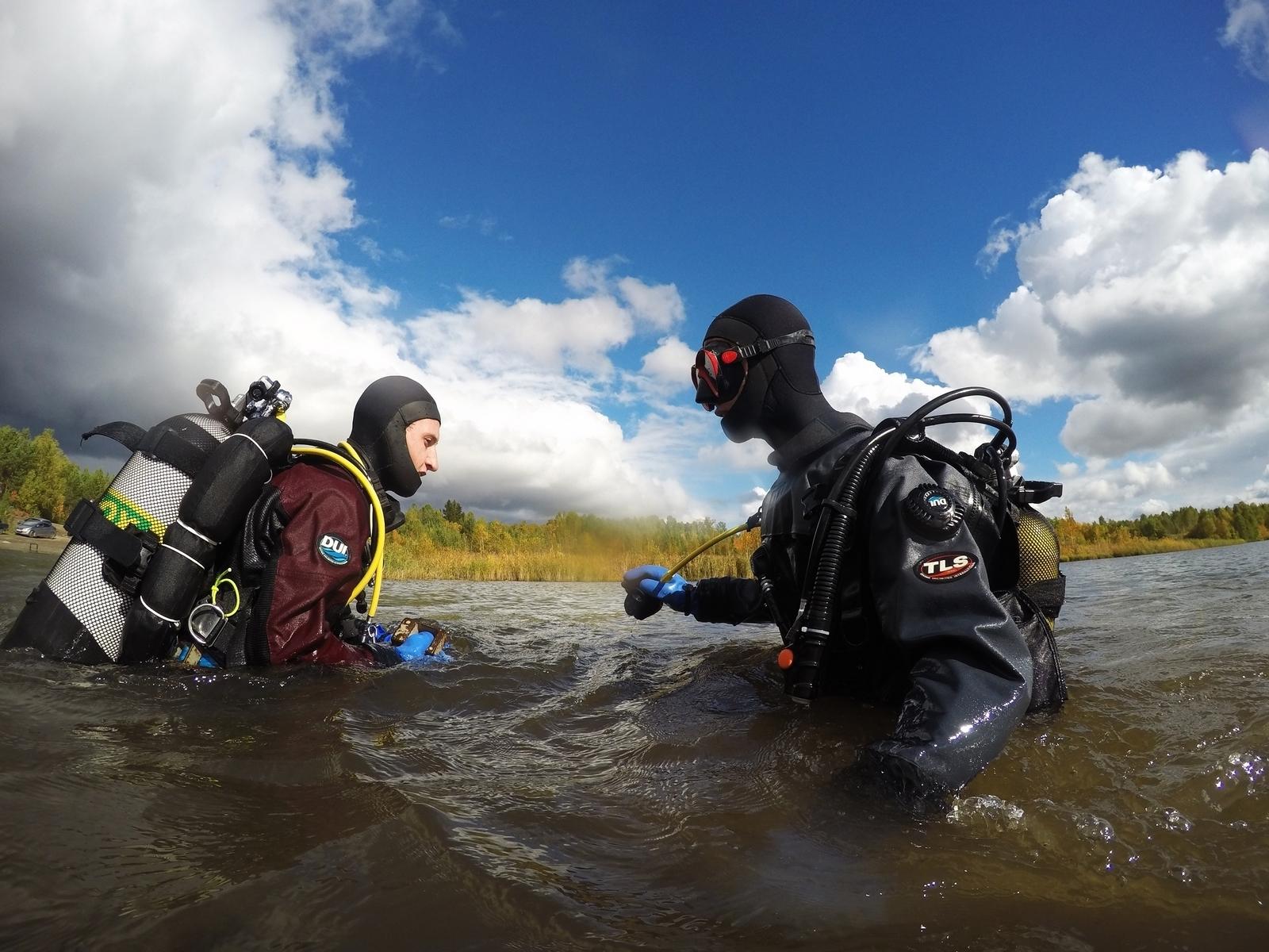 Дайверы ТУСУРа рассказали осложной экологической ситуации озера Кудровское