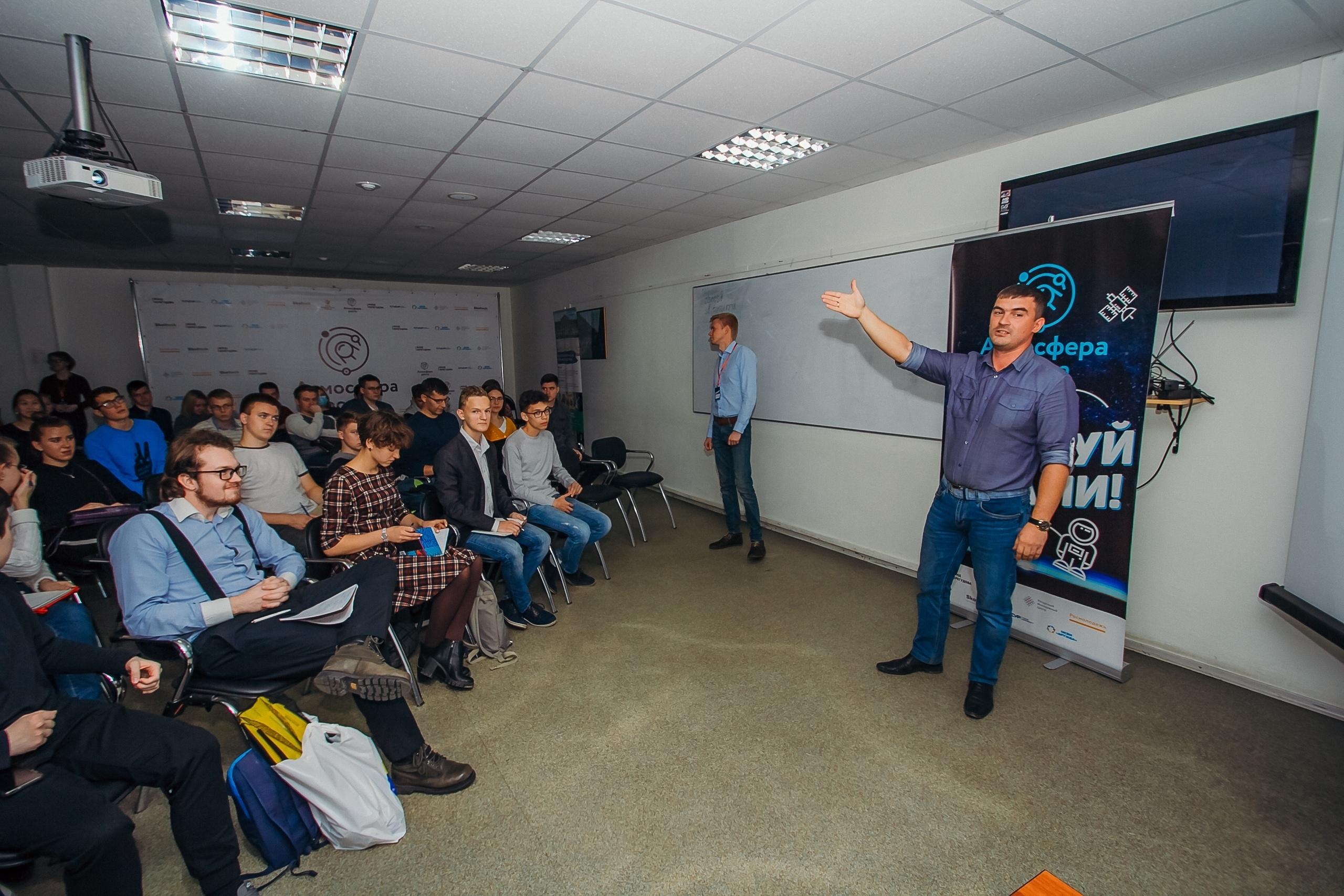 КаквТУСУРе популяризируют науку рассказали вэфире ГТРК «Томск»
