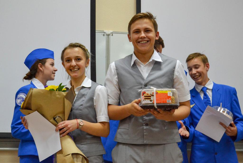 Проводники ТУСУРа представят регион вфинале конкурса профессионального мастерства
