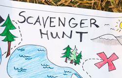 Игра Scientific Scavenger Hunt