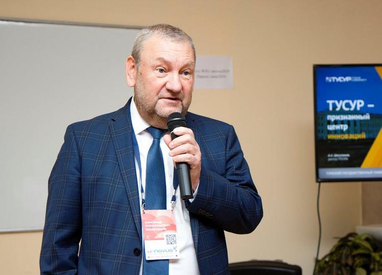 Воркшоп «Технологии точного земледелия дляминимизации потерь» вТУСУРе