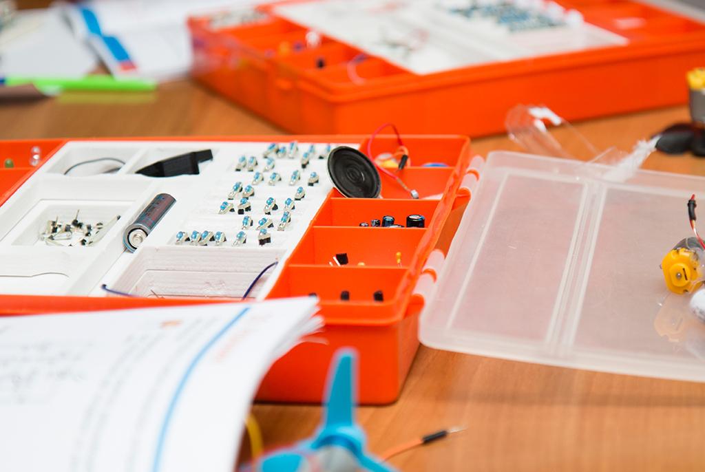 Погружение внауку: вТУСУРе рассказали онейротехнологиях ипознакомили ссовременной инженерией