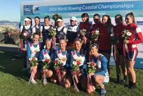 Победа в Виктории: аспирантка ТУСУРа стала двукратной чемпионкой мира по прибрежной гребле