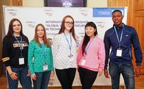 International Students Dive Deep Into Entrepreneurship at GET International@TUSUR