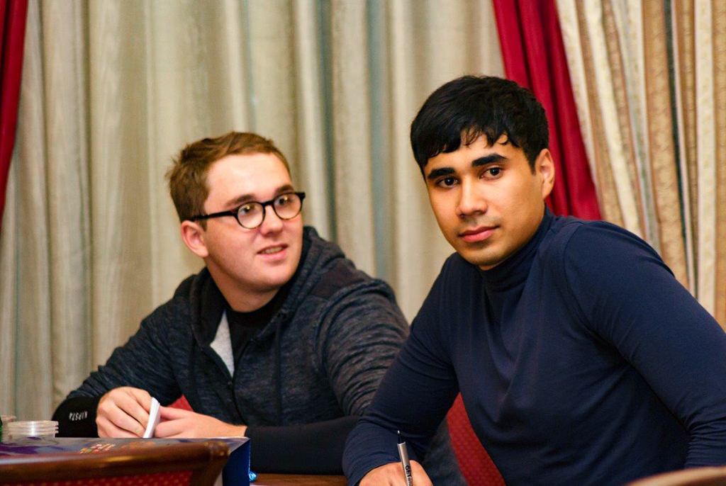 International Students Dive Deep Into Entrepreneurship at GET International@TUSUR